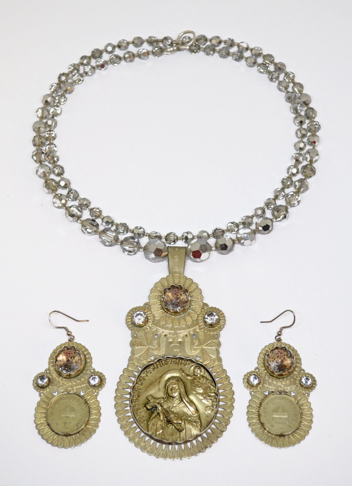Mária és Zarándok Érmés Ékszerek